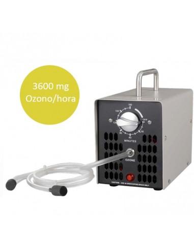 GERADOR DE OZONO PRO 3600mg/H GERADORES DE OZONO